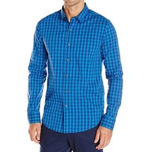 Under Armour Performance Woven Button Up Shirt